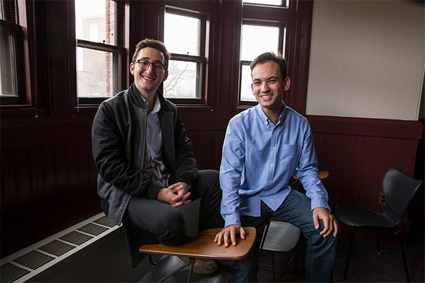 Samuel Fisch and Lance Oppenheim