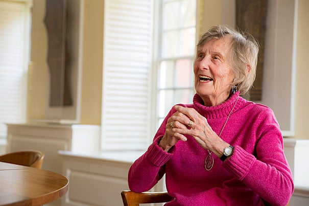 Nannerl Keohane served through significant governance changes in her 12 years on the Harvard Corporation.