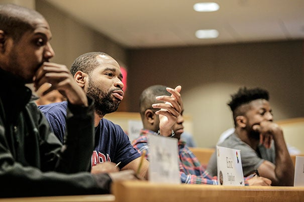Course Focuses On Case Studies Of Black Business Leaders Harvard Gazette