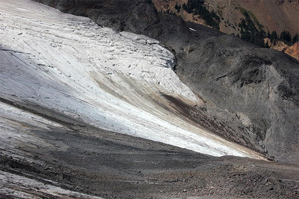 Harvard climate experts see President Trump's decision to pull the U.S. from the Paris agreement as a mistake, damaging the nation's standing as the world leader as well as imperiling natural wonders like the Cascadian glaciers (pictured).