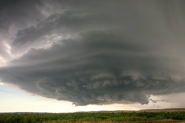 A rise in severe storms could put residents of the Midwest at an increased risk of UV radiation, warns a Harvard study.