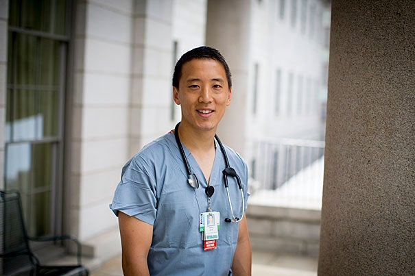Med School grad to trade scrubs for space suit – Harvard Gazette