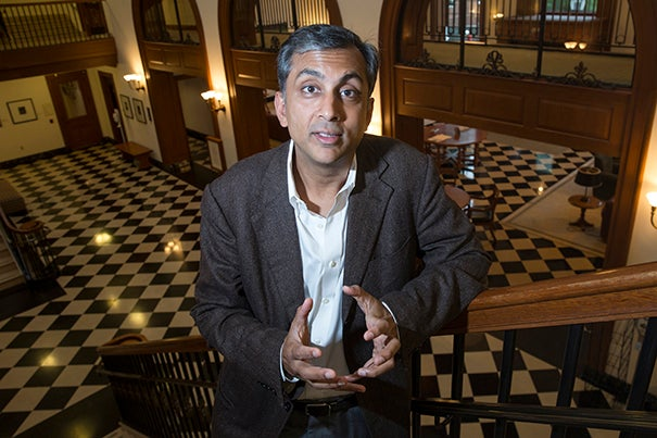 """Economist and Harvard Professor Mihir Desai discusses his new book, """"The Wisdom of Finance,"""" in which he explains the basic principles of finance using plain language and stories from art."""