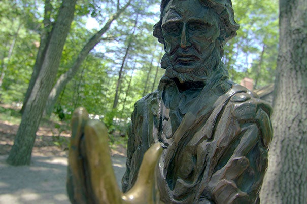 """Harvard Professor Emeritus Lawrence Buell reflects on the lasting importance of Henry David Thoreau's """"Walden"""" on the 200th anniversary of the author's birth."""