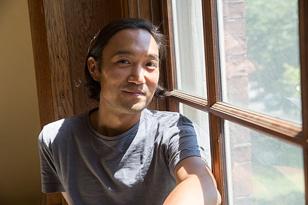 """A lecturer in Harvard's Creative Writing Program, Paul Yoon has published his third book, """"The Mountain,"""" a collection of short stories thematically linked by their protagonists' struggles with isolation and trauma."""