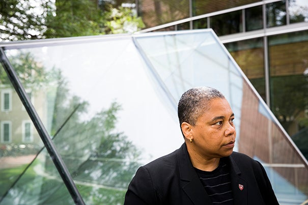 Professor of Government and Technology in Residence, Department of Government Latanya Sweeney