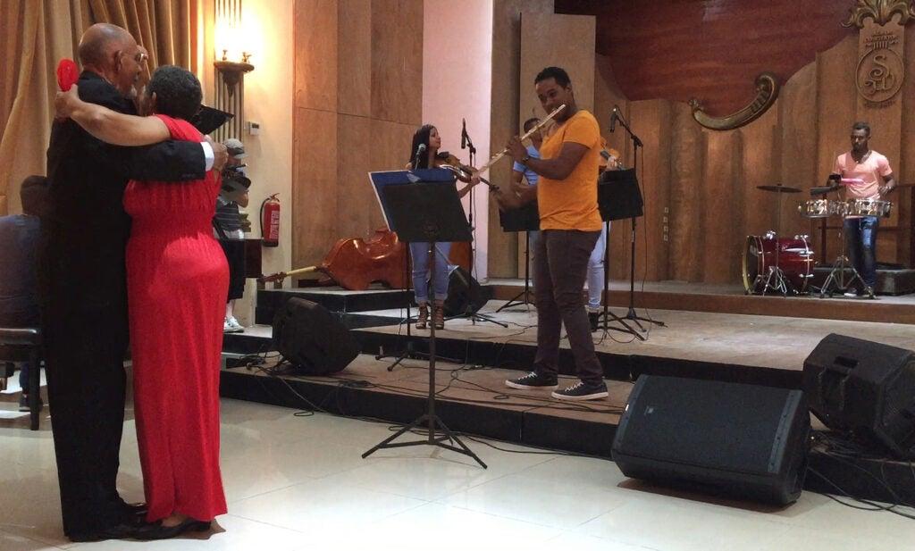 Orquesta Típica Miguel Failde.