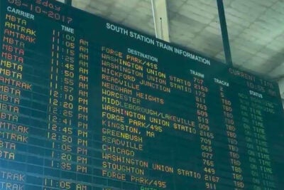 The travel time needed between Boston's North and South stations causes delays on both ends. A Harvard Kennedy study found that construction of a tunnel connecting the two stations may be less expensive than originally thought.