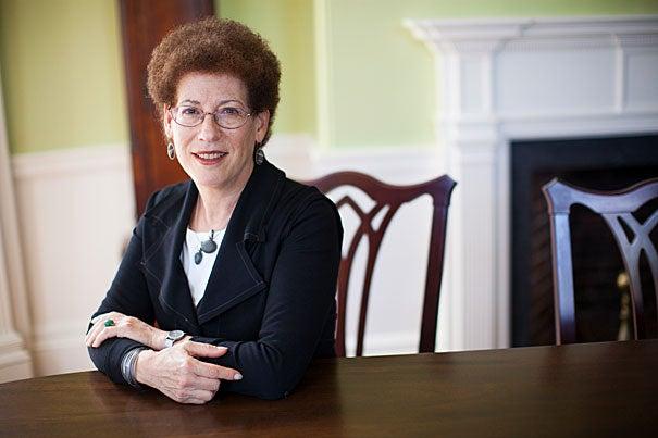 Radcliffe Institute Dean Lizabeth Cohen will step down in June 2018.