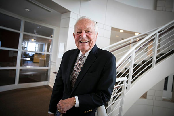 Veteran CBS News journalist Bob Schieffer returned to Harvard to discuss the Trump administration and how the technological changes reshaping the news business are also reshaping our ability to process information.