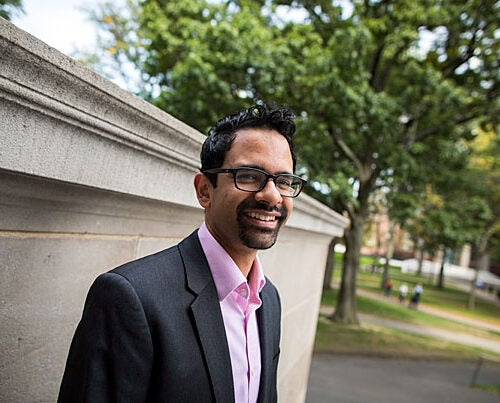 "Sunil Amrith, the Mehra Family Professor of South Asian Studies, has been awarded a MacArthur ""Genius"" Grant for his research focusing on migration in South and Southeast Asia."
