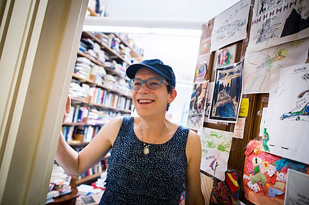 """Professor of English Stephanie Burt talks about her recent transition and her new book of poetry, which includes """"invented memories"""" of the girlhood she didn't get to have."""