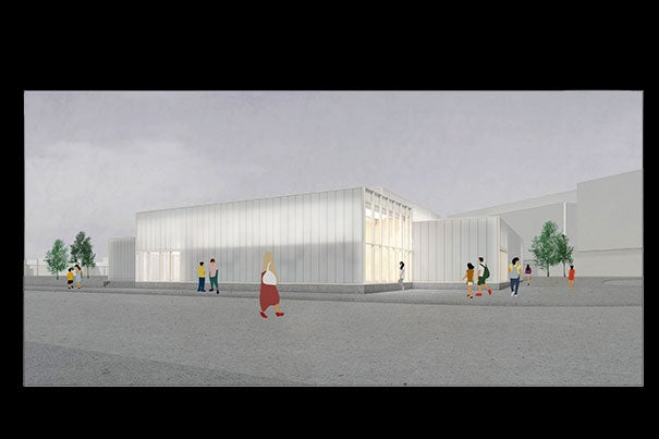 Harvard unveiled plans for the ArtLab, a new hub of arts innovation in Allston.