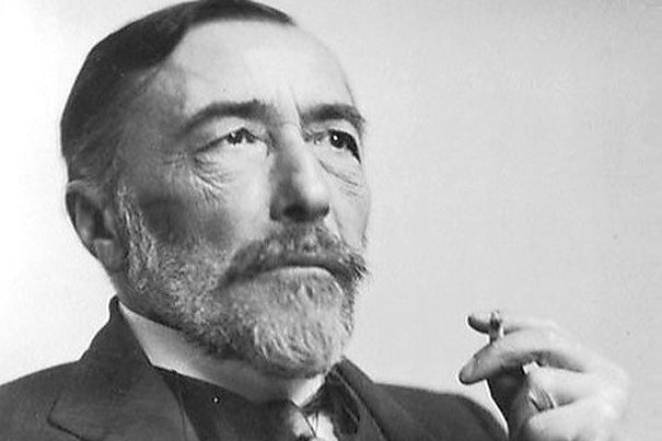 """""""I'm drawn to people who don't fit neatly into boxes,"""" says Professor Maya Jasanoff about the subject of her new book, Joseph Conrad, pictured."""