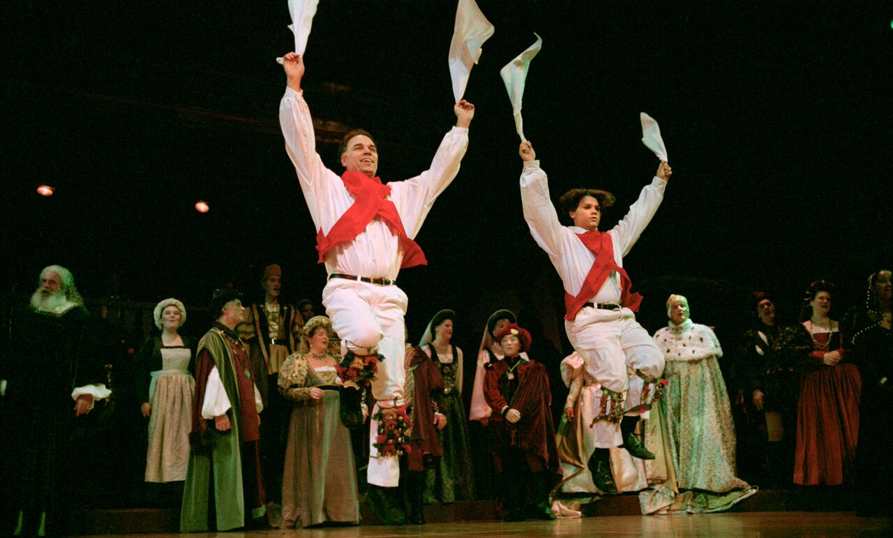 Christmas Revels.Celebrate The Season With Family And Friends At The 47th