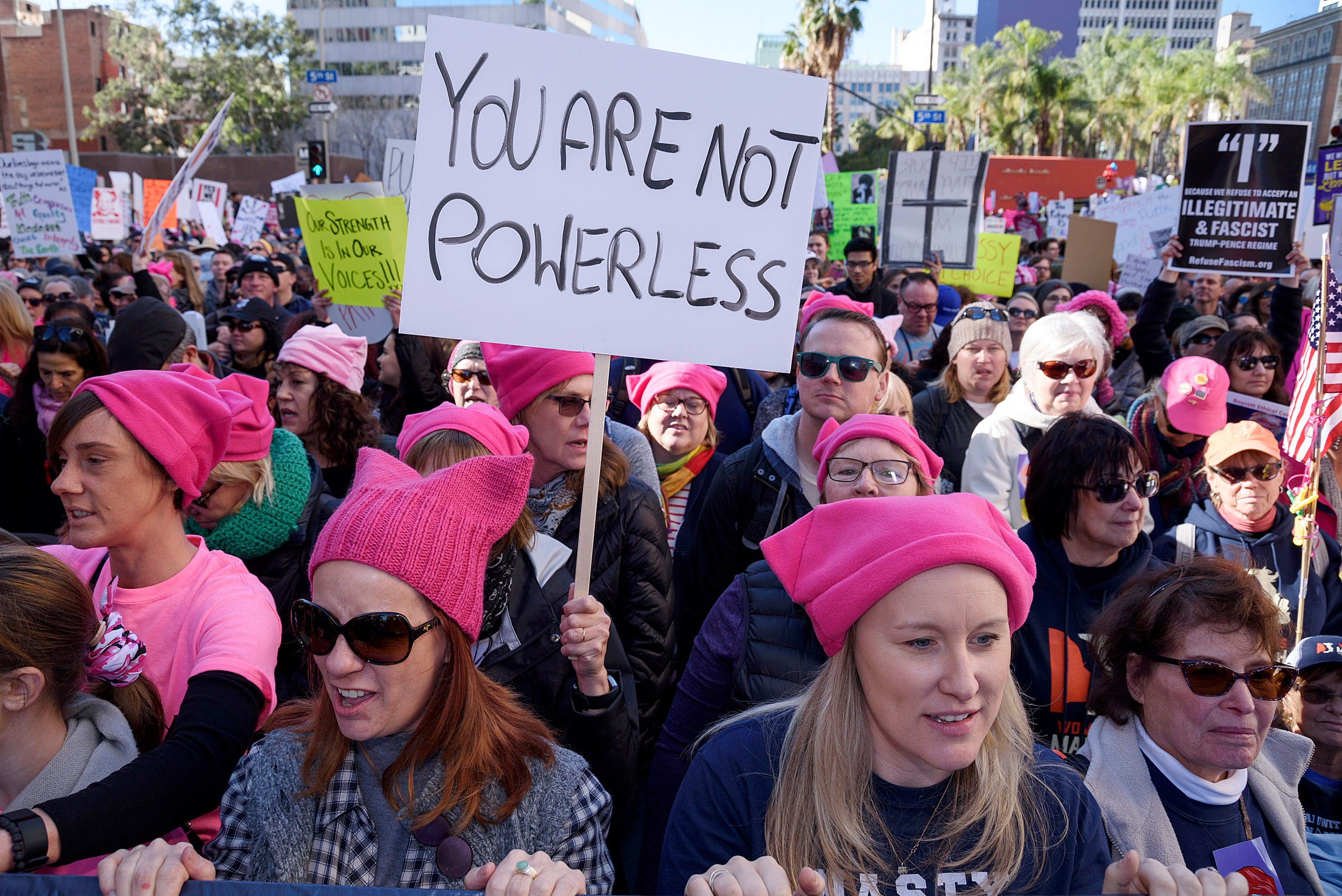 Since millions took to the streets across the U.S. for the Women's March in January, women have begun speaking out about their experiences as victims of sexual harassment or abuse in what's become known as the #MeToo Movement.