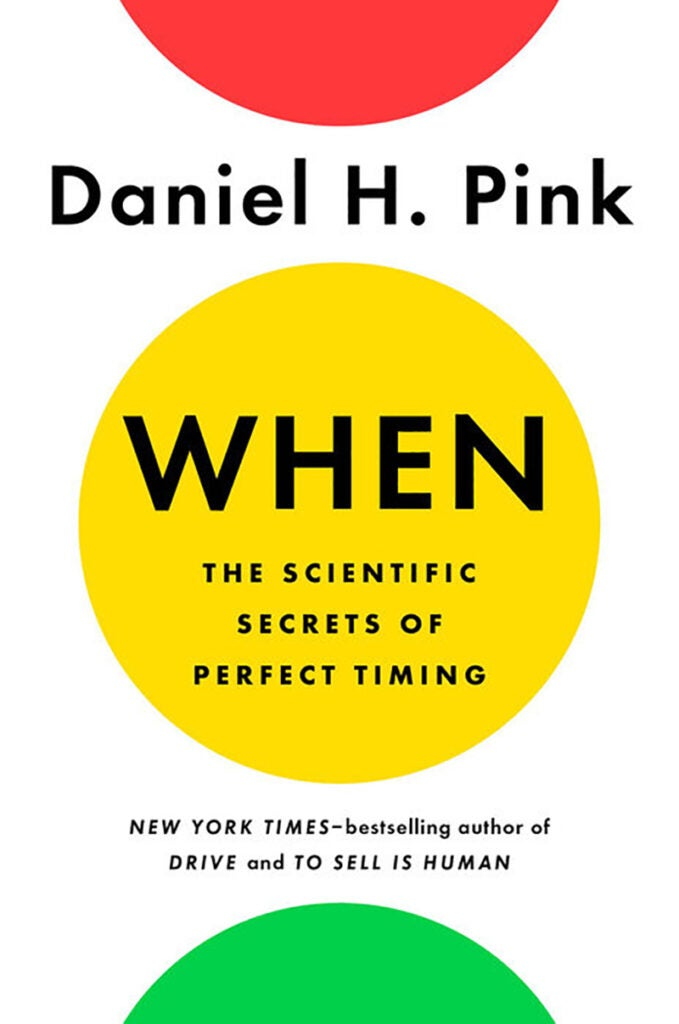 """When"" book cover."