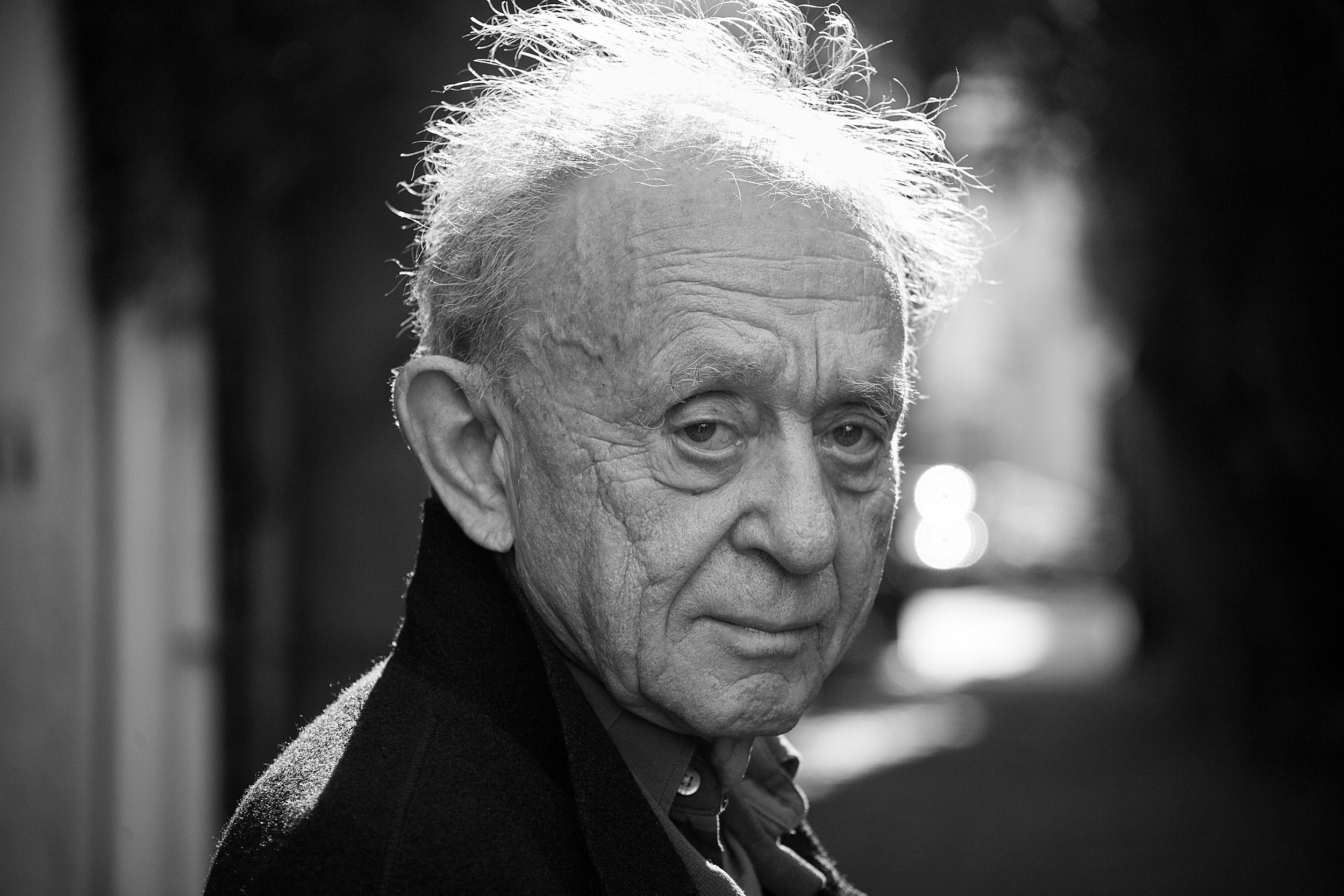 "Frederick Wiseman will kick off this year's Norton Lectures on Cinema, ""Wide Angle."" He spoke to the Gazette about his storied career as a documentarian and his plans for the future."