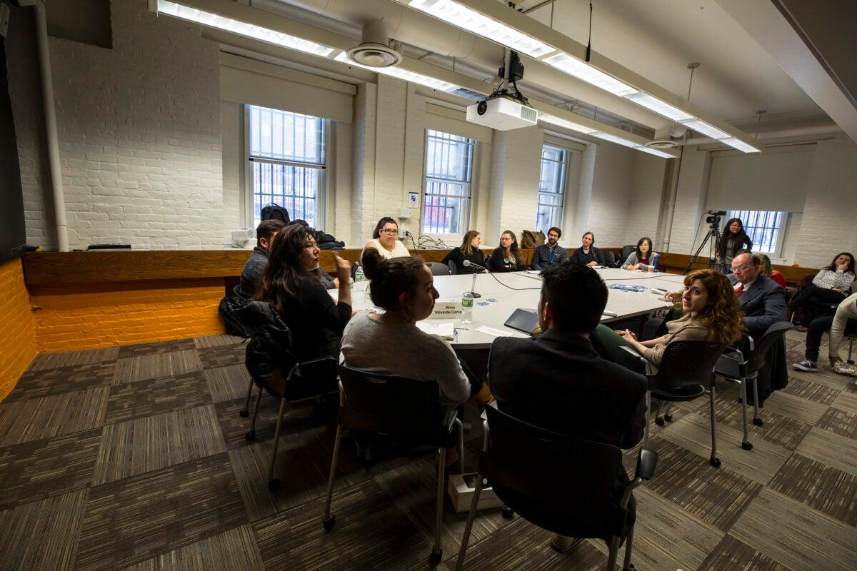 Harvard undocumented students