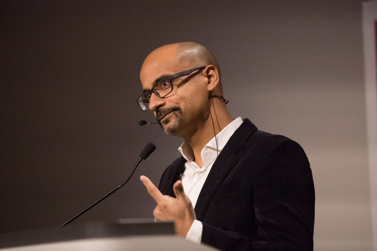 Writer Junot Diaz