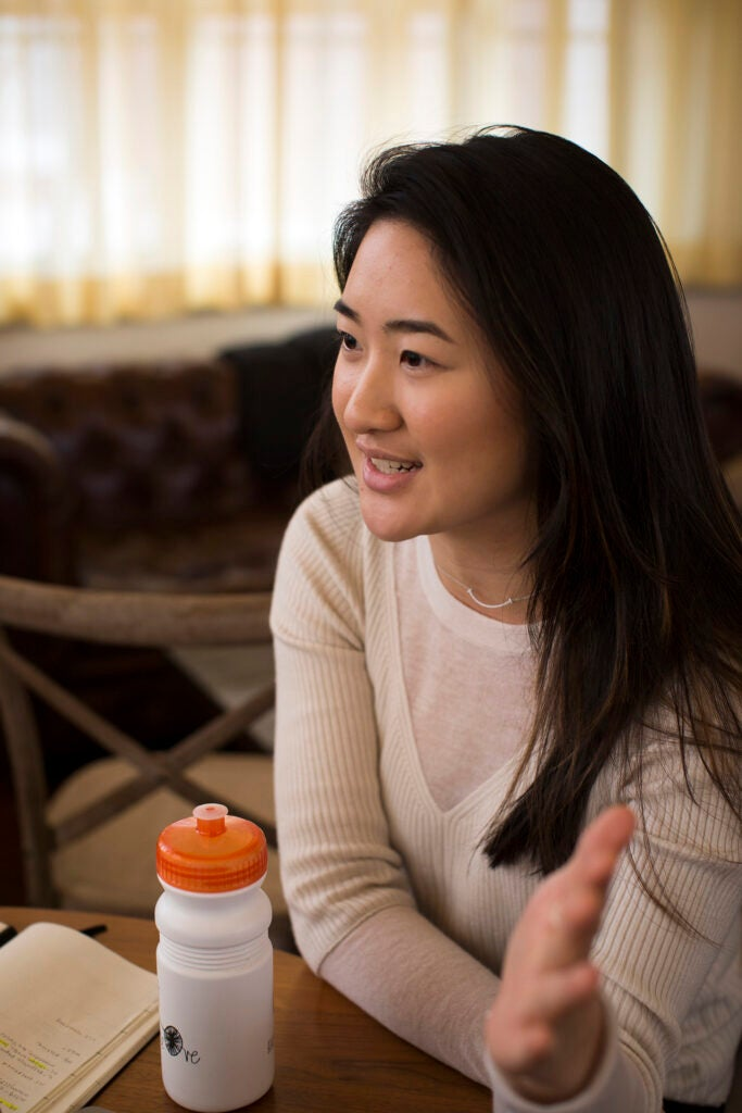 Kaylee Kim.