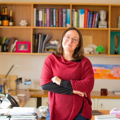 Paola Arlotta.