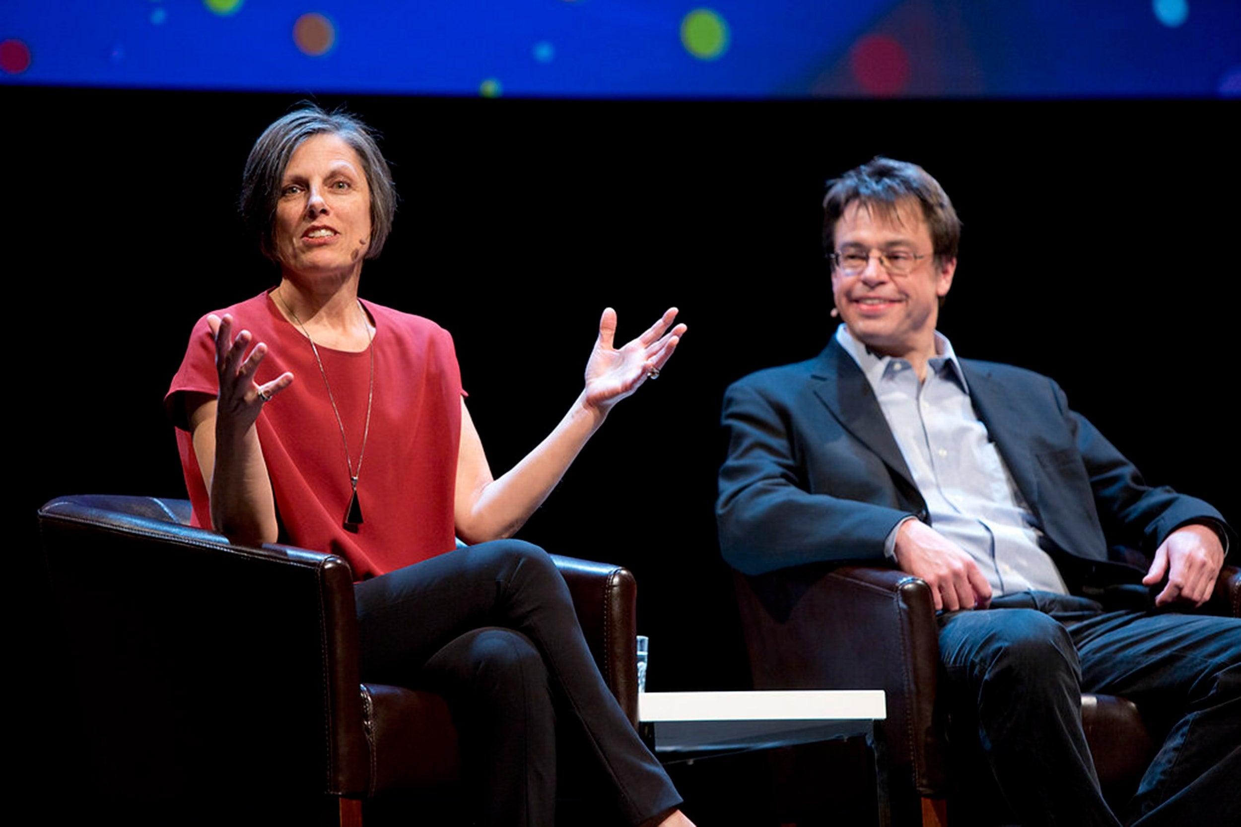 Susan M. Dymecki and Michael Puett