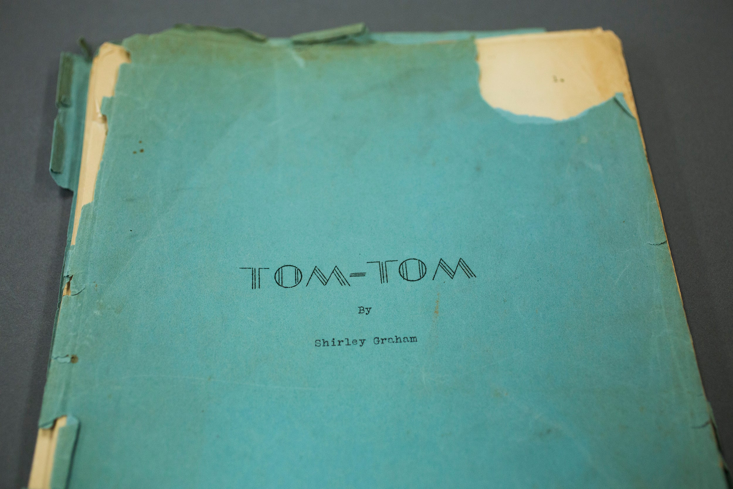 "Despite its successful debut in 1932, the opera ""Tom Tom,"" by composer Shirley Graham, was never performed again."