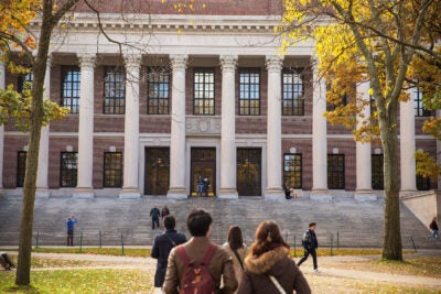 A record 42,742 students applied for admission to Harvard's Class of 2022, breaking last year's record of 39,506 for the current freshman class.