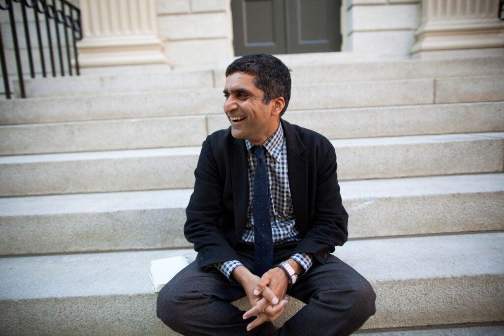 Dean of Harvard College Rakesh Khurana