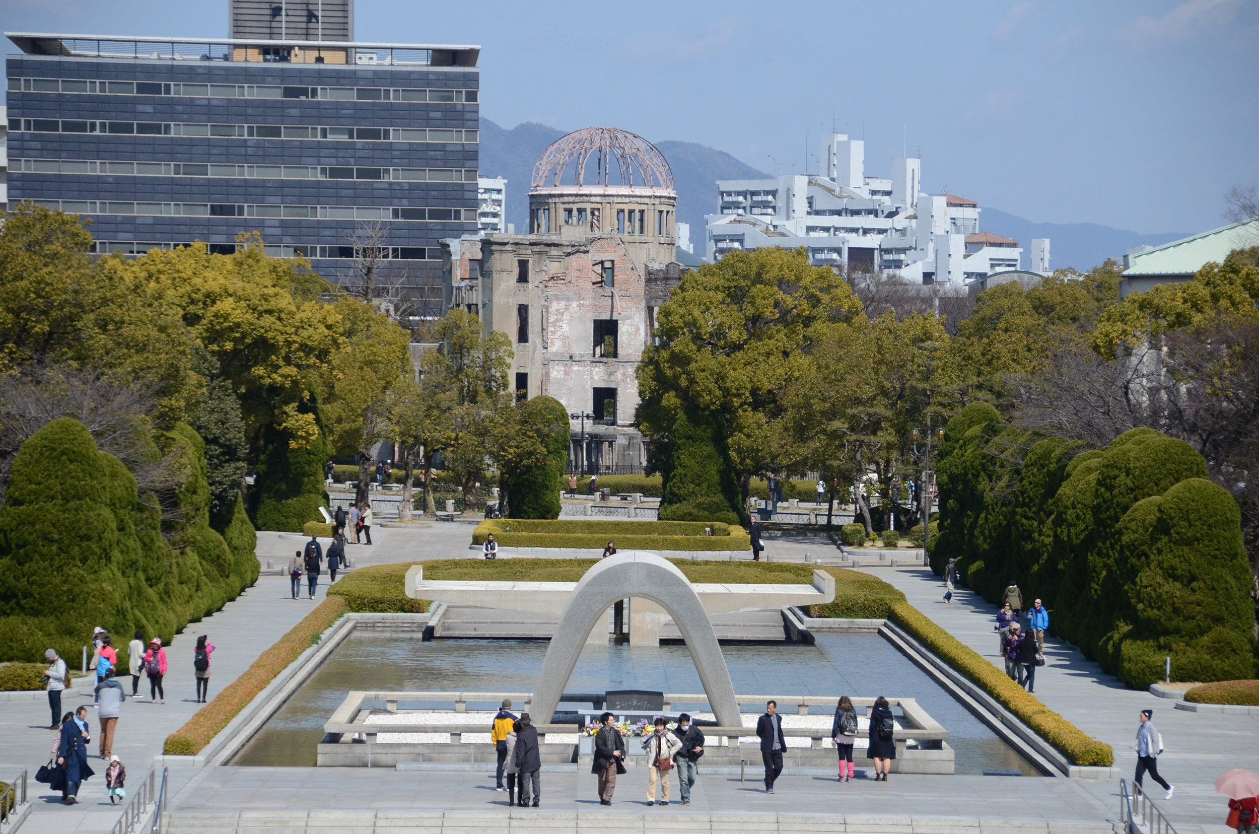 Hiroshima Peace Memorial Museum,