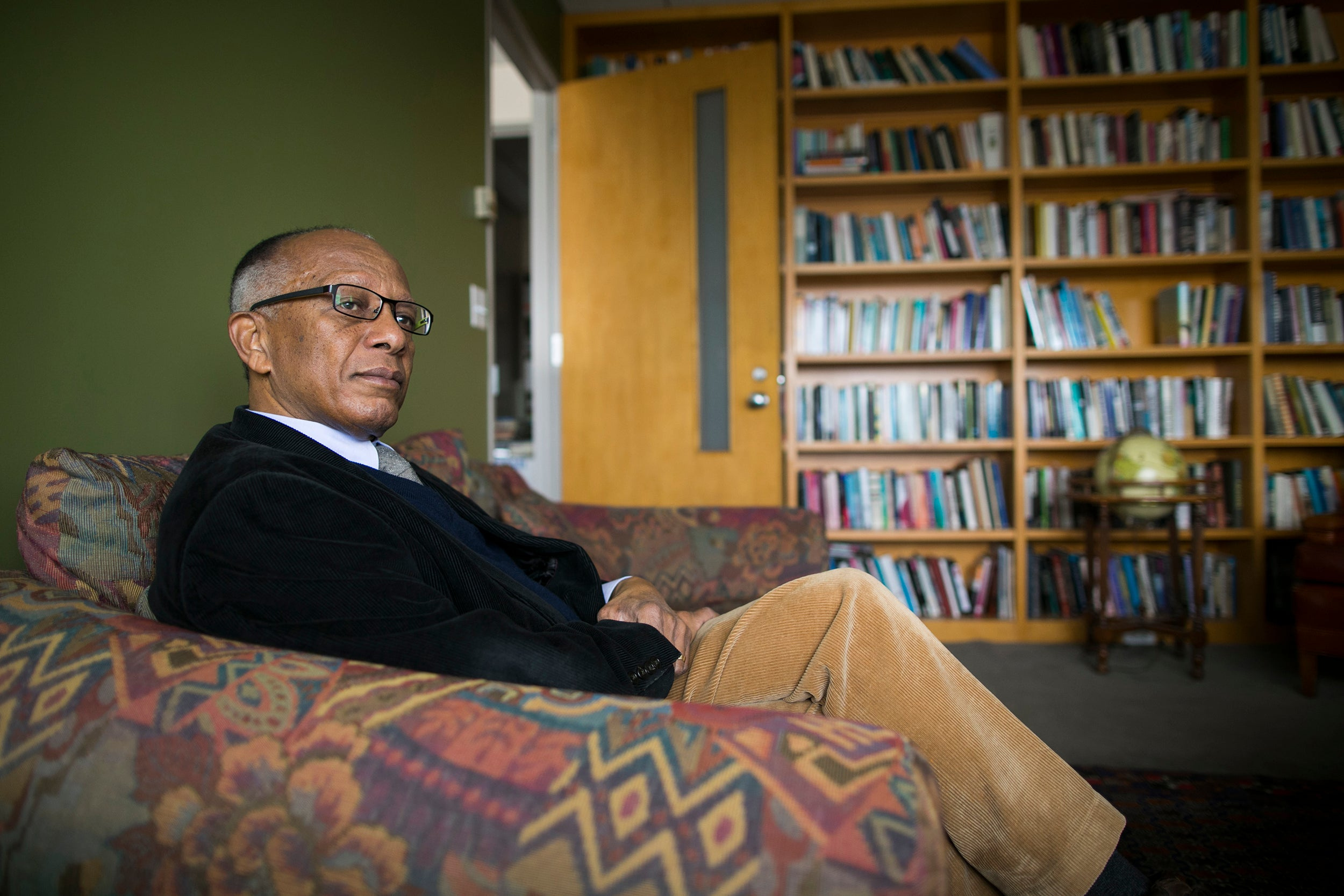 """""""When the [Kerner] report came out, it was a period of turmoil ... people felt that civilization was on the brink of collapse,"""" said Orlando Patterson. """"In a way, what is happening now is similar to what happened then. And like in the past, the right and the left are at loggerheads about which direction to take."""""""