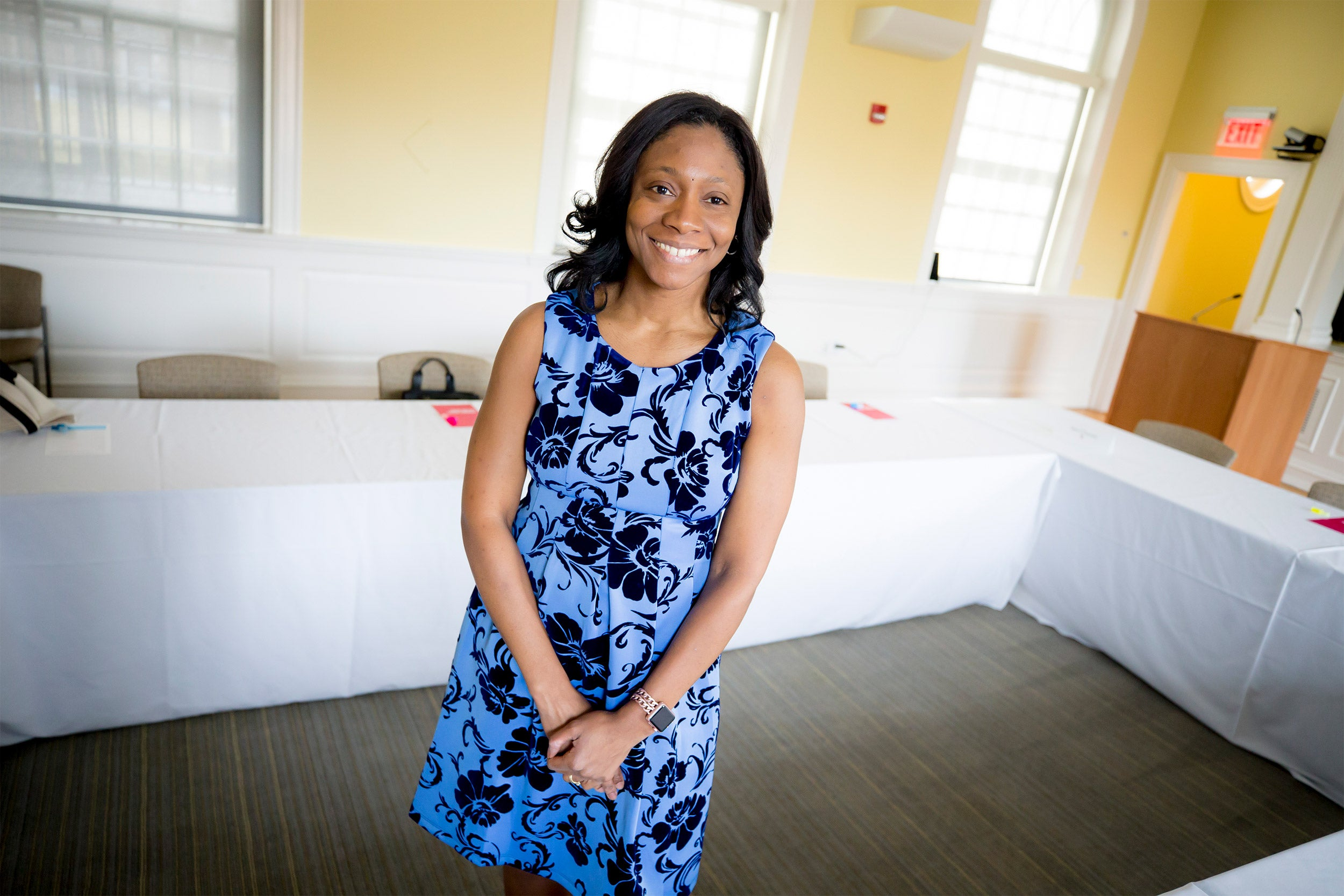 Fatima Cody Stanford, a leading expert on obesity, is exploring the impact of behavioral and environmental factors in the complex processes of weight regulation.