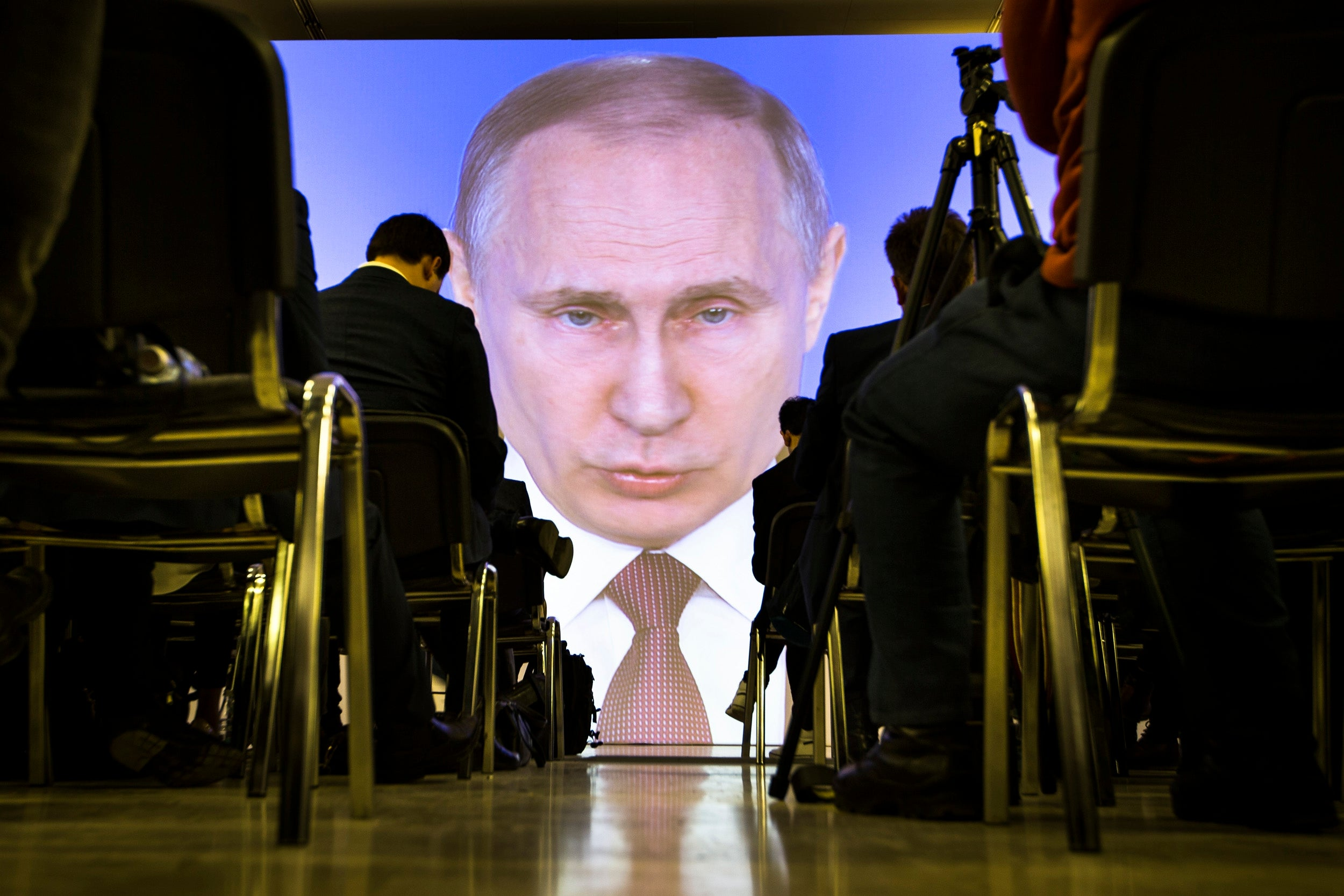 As President Putin boasts about enhancements to Russia's nuclear arsenal, the Department of Defense's new review of U.S. nuclear policy and capabilities calls for an end to decades of disarmament efforts and a return to a superpower arms race, not just with Russia but China, as well.