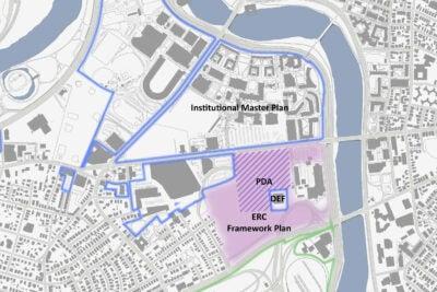 Enterprise Research Campus Planned Development Area