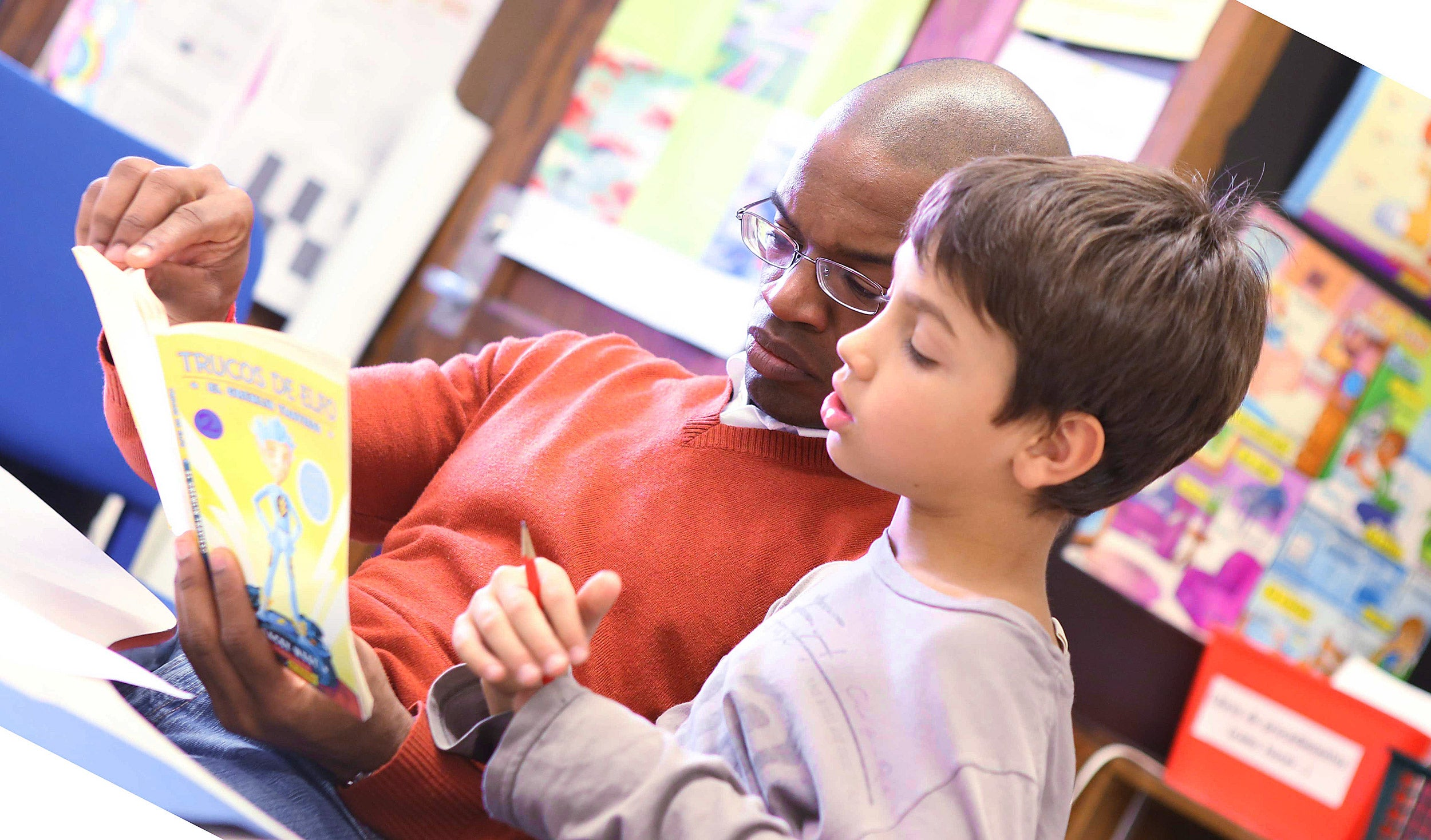 A $30 million grant from the Chan Zuckerberg Initiative will launch Reach Every Reader, a literacy program that combines the expertise from both Harvard Graduate School of Education and MIT.