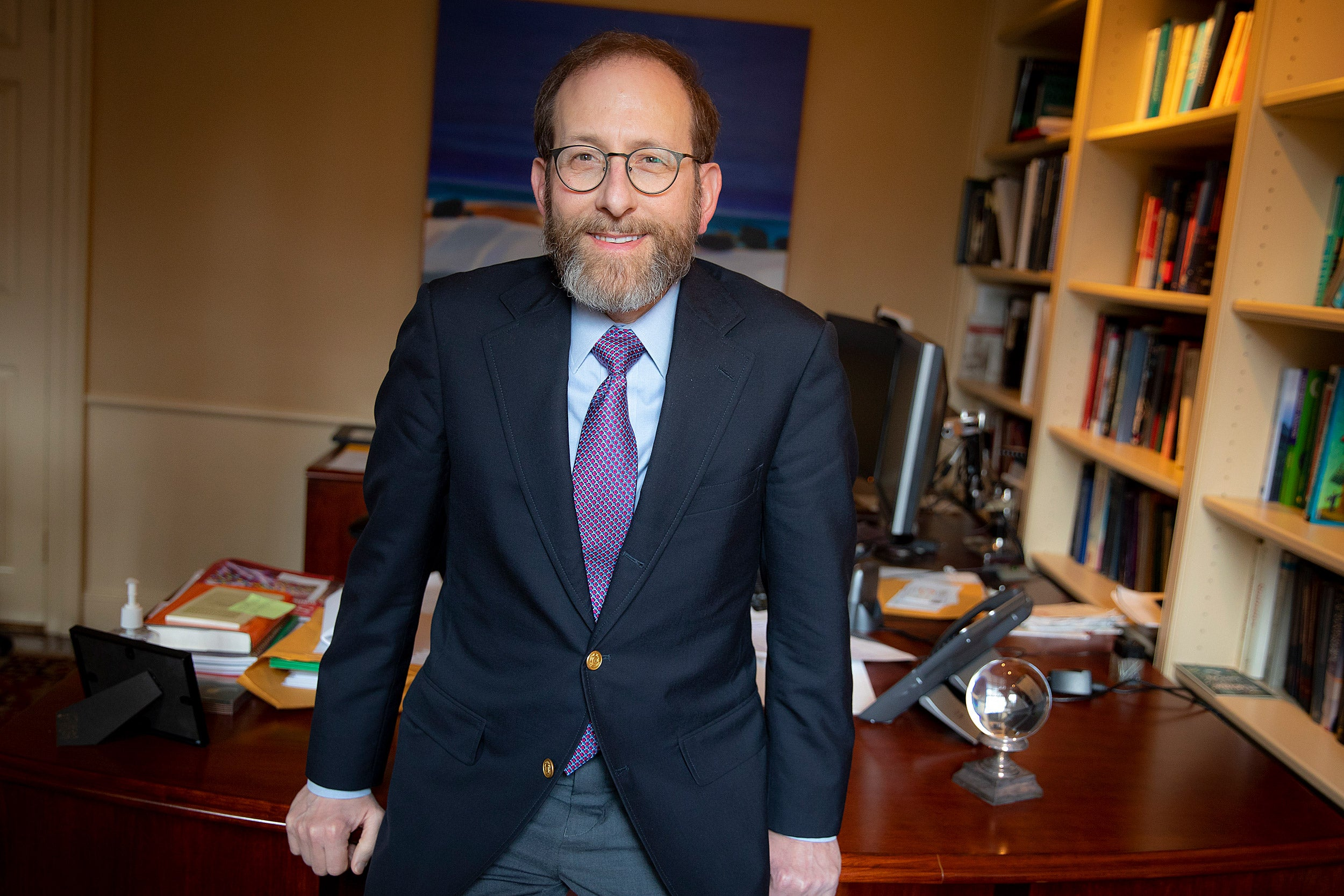 Harvard Provost Alan Garber talks to the Gazette about the recent symposium on neuroscience, science broadly at Harvard, and the growing interdependence among all scientific disciplines.