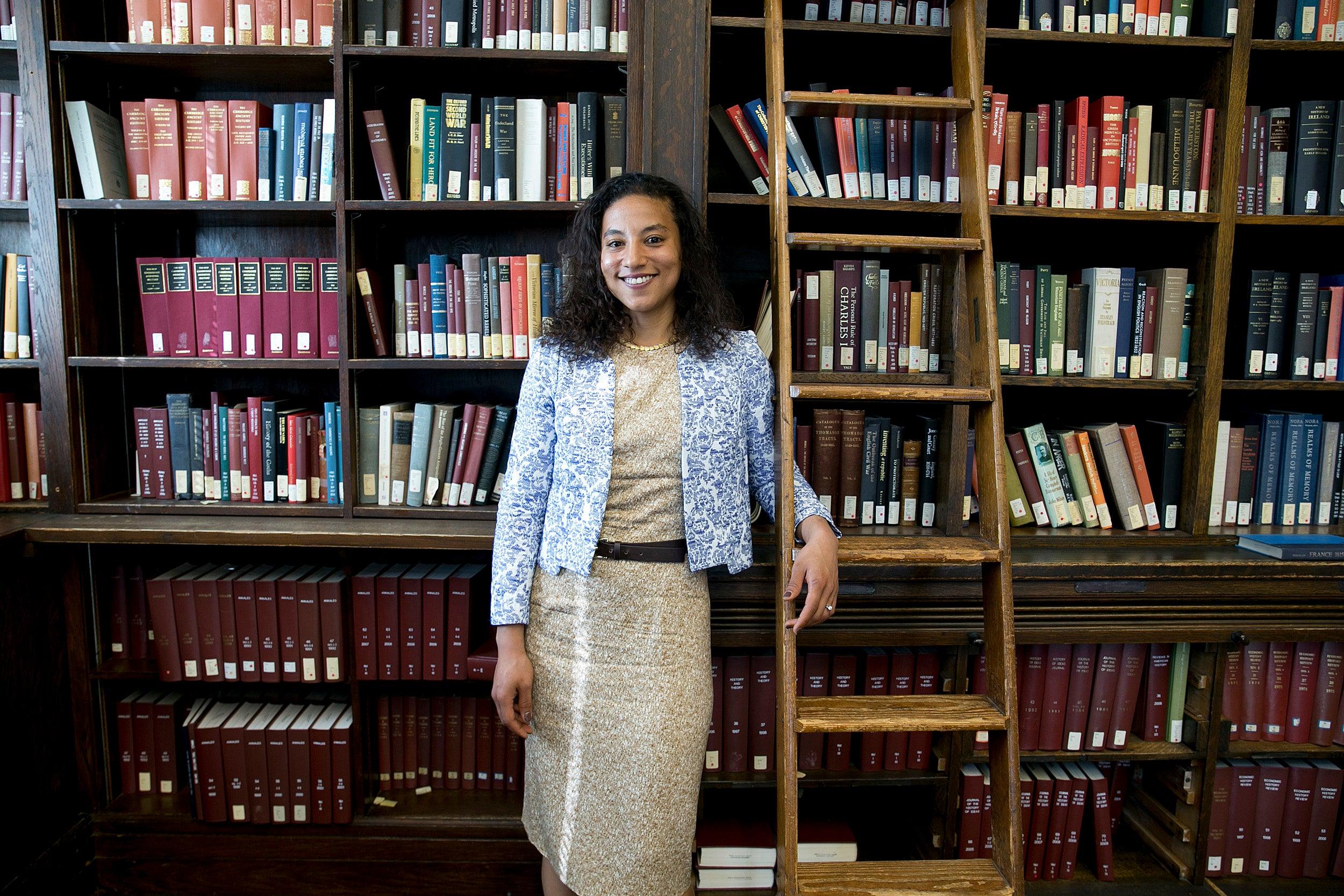 Assistant Professor Elizabeth Hinton was among 31 recognized as 2018 Carnegie Fellow.