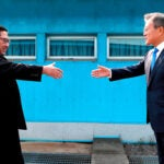 Following the historic announcement of their intent to sign a peace treaty, the Gazette talked to the Belfer Center's John Park to discuss the prospects for lasting peace between North and South Korea.