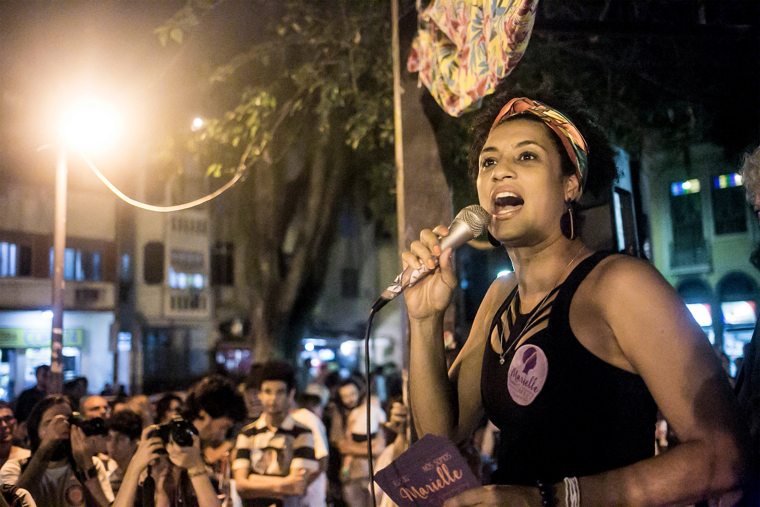 A Harvard conference on Afro-Brazilian issues will honor the memory of activist Marielle Franco (pictured), who was gunned down last month in Rio.