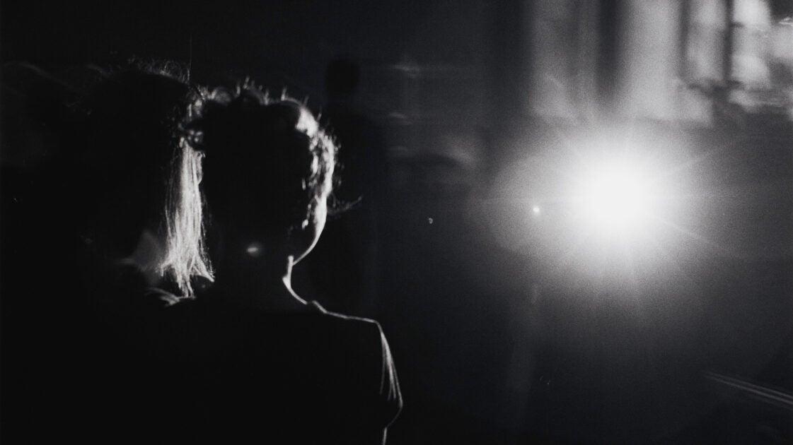 John Schabel, Night Shot 6, 2001.