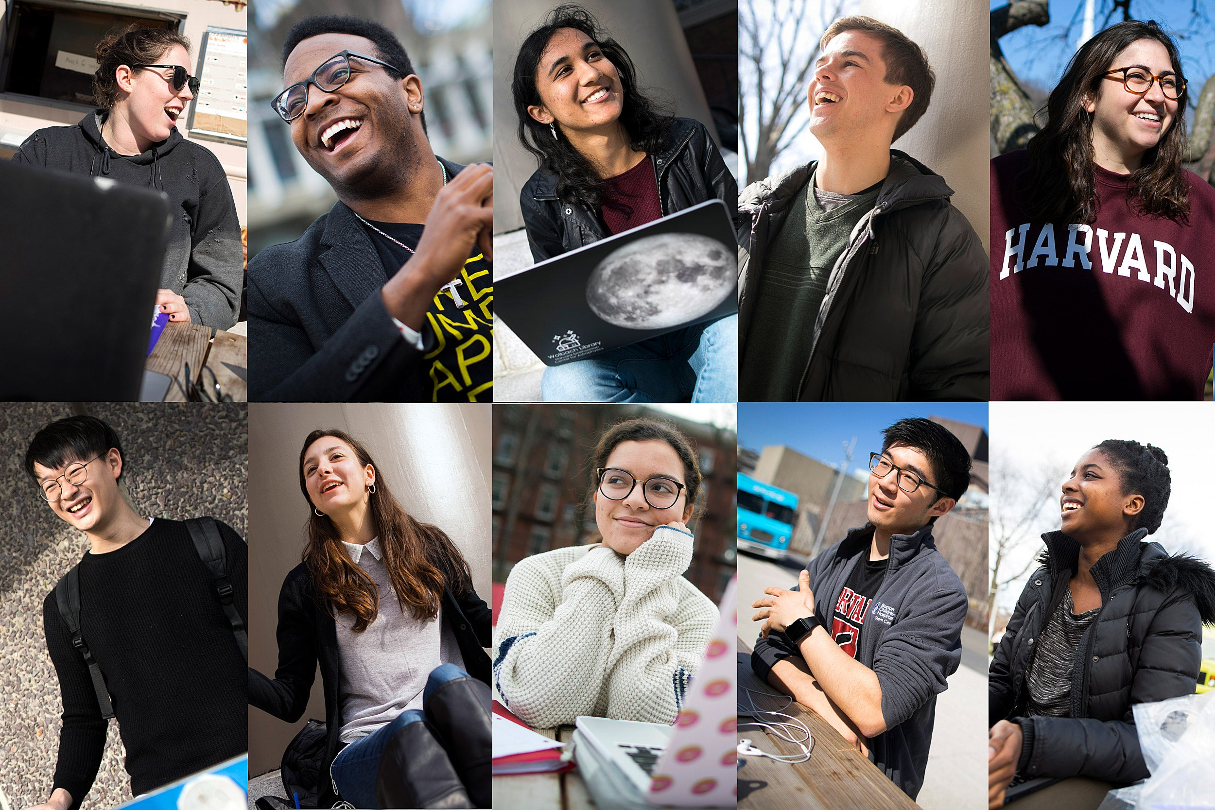 Harvard's new Instagram series, #HarvardUnwind, seeks to show Harvard students' lighter sides, from their favorite entertainment to their personal quirks.