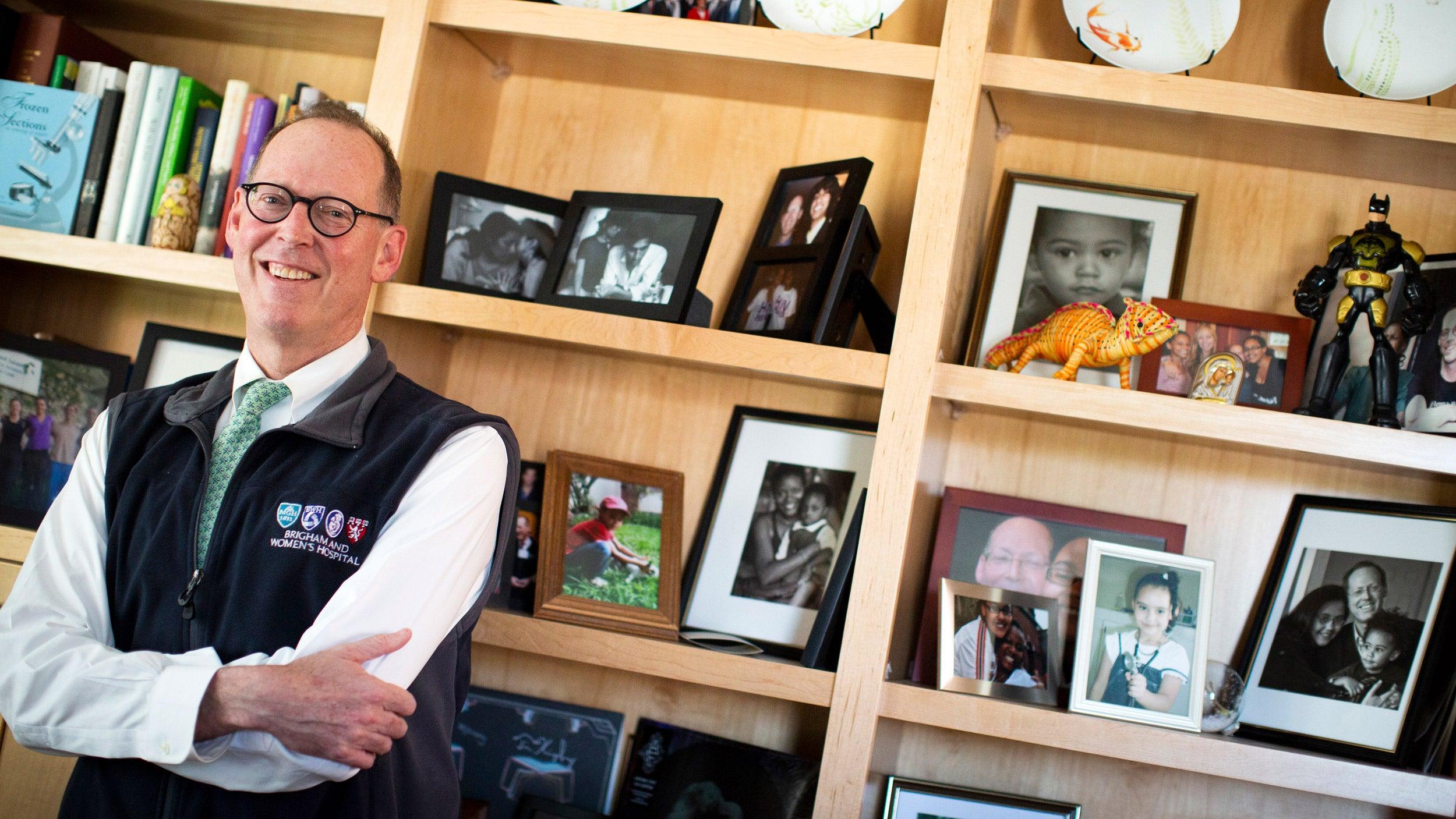 Paul Farmer.