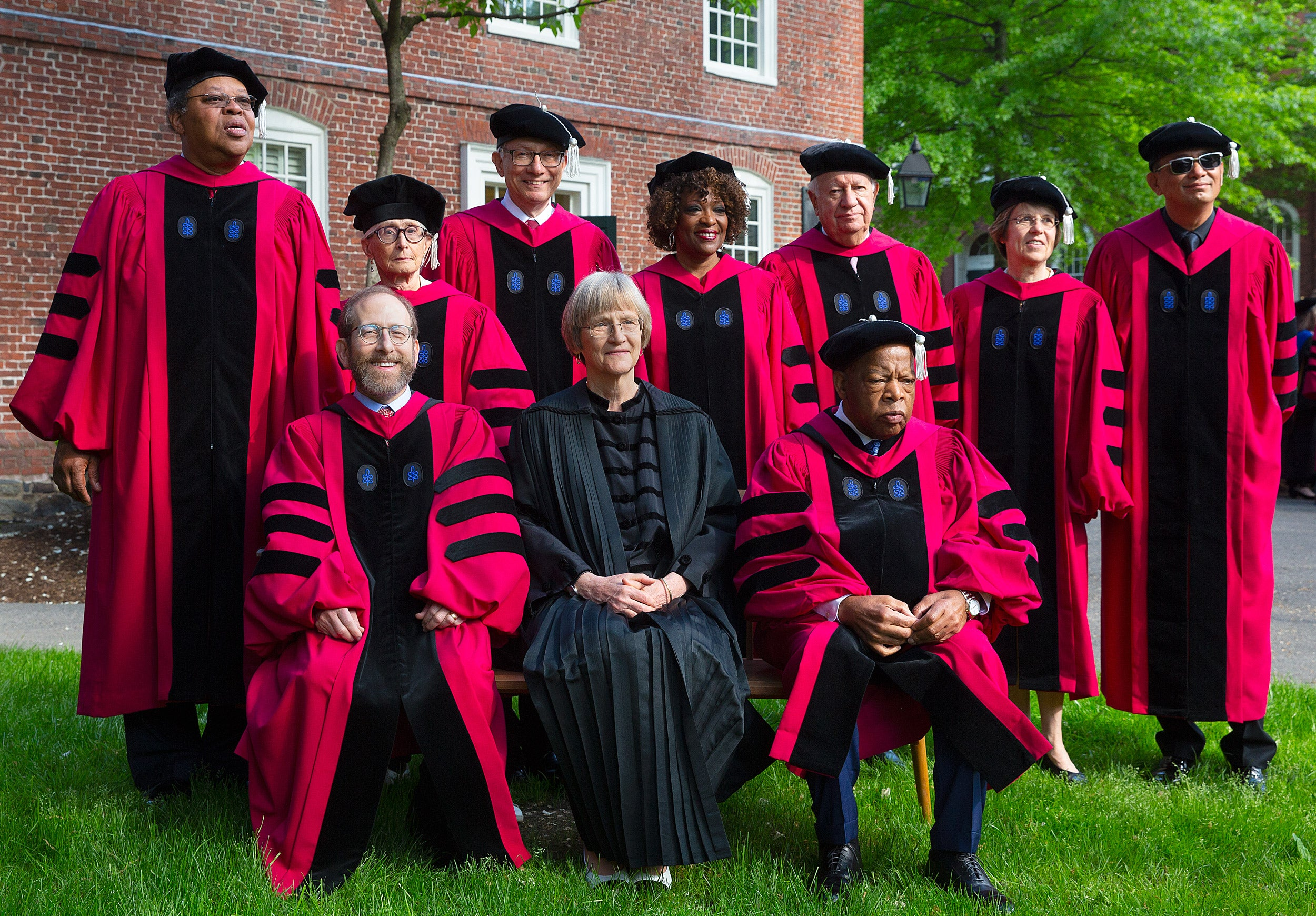 Six elected as Harvard Overseers, and six more as directors