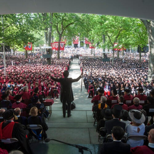 Commencement 2018 live stream