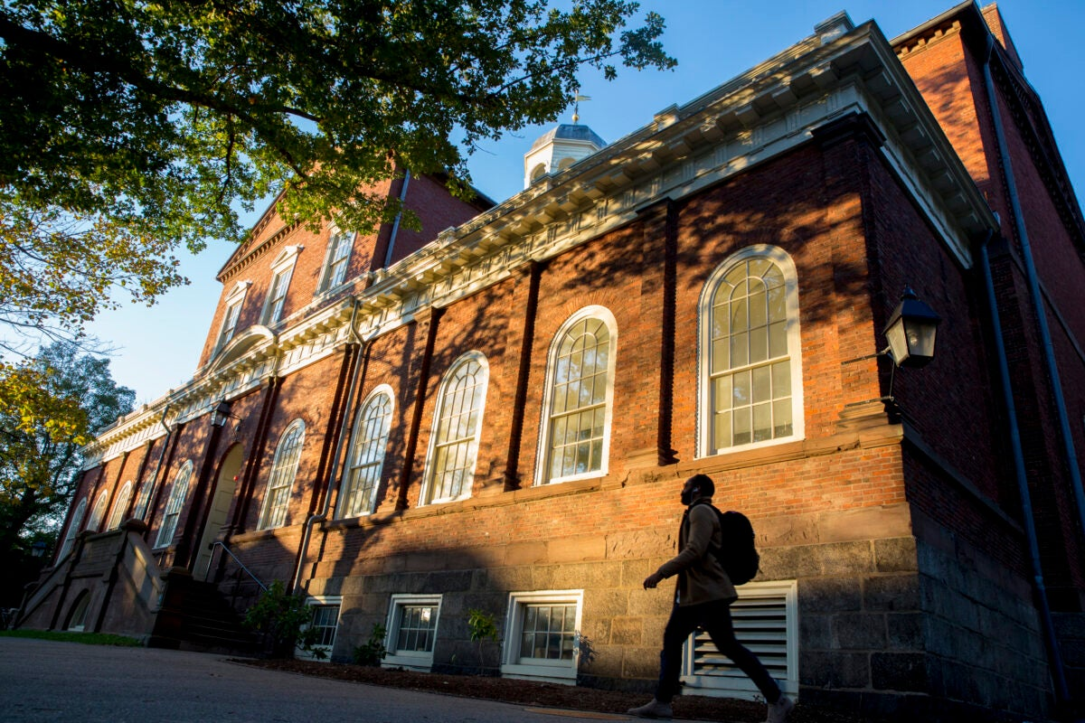 Harvard's 15-year-old financial aid program has helped fuel social and economic diversity. The Class of 2022 is one of the most diverse in Harvard's history.