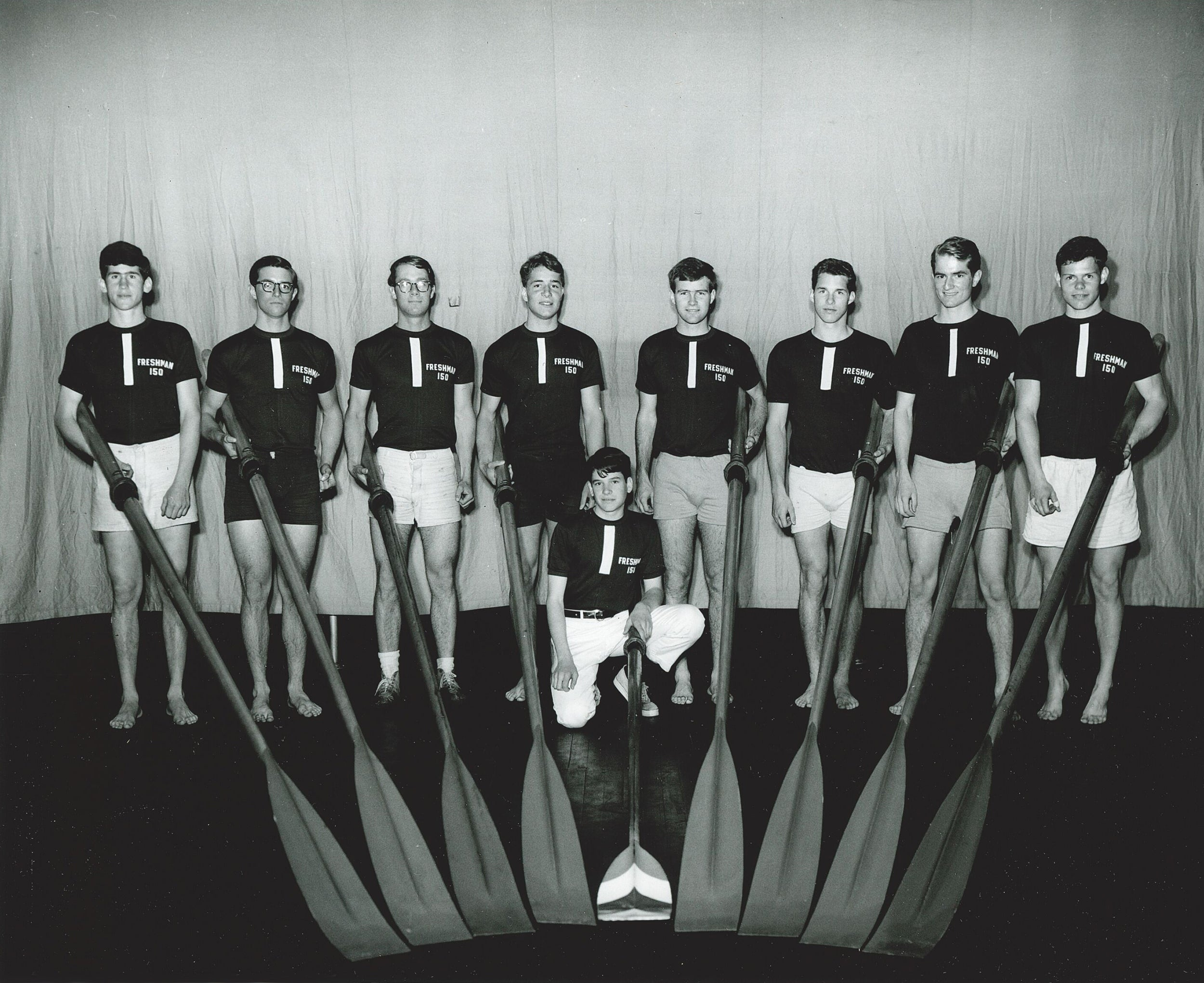 Harvard Freshman Lightweight Crew, Spring 1965, Class of 1968.