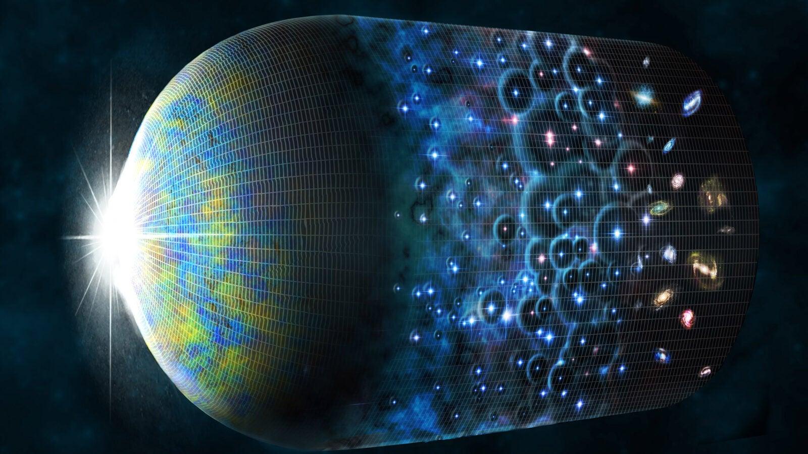 Big Bang artwork