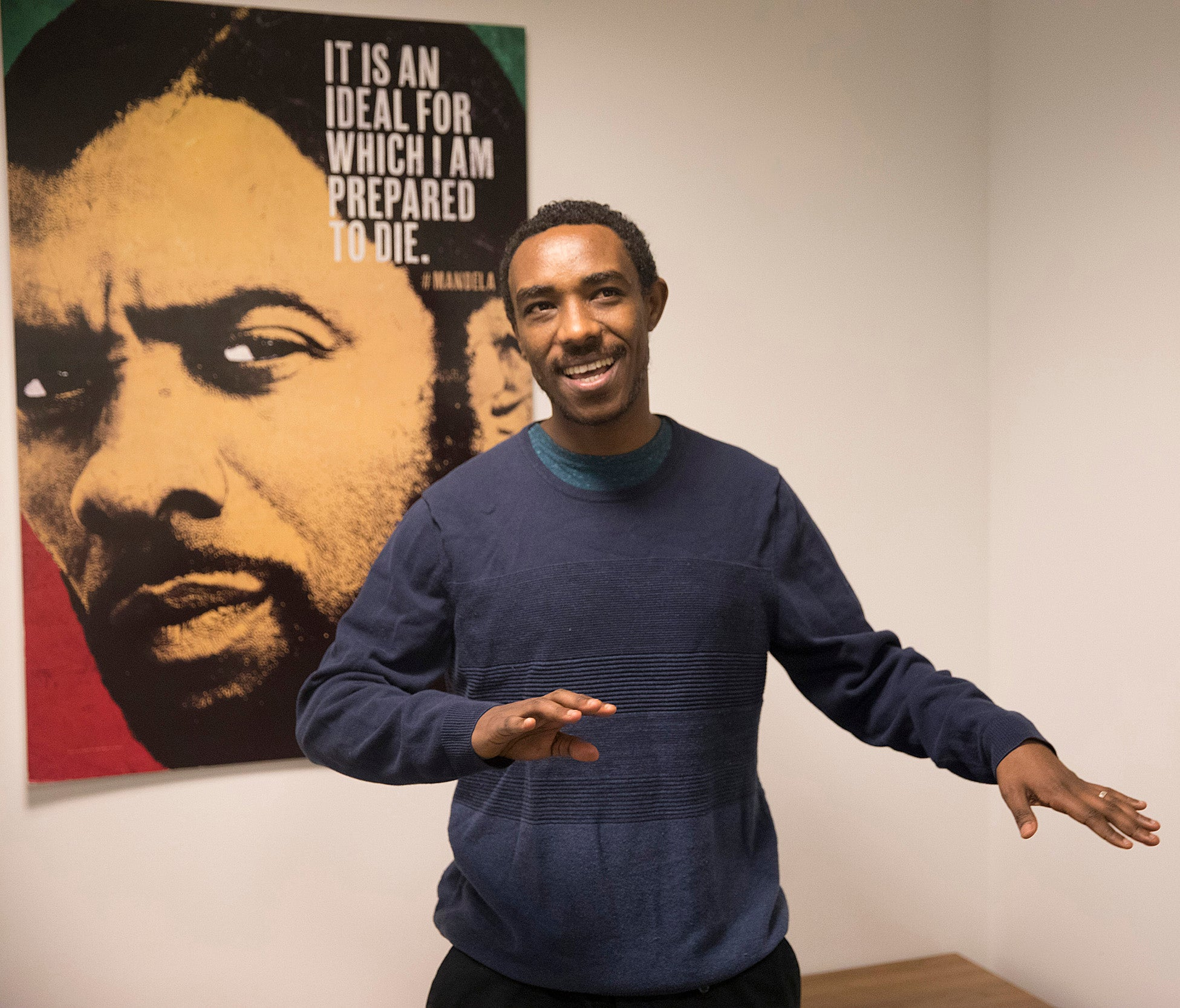 Ethiopian scholar at risk uses blog to push for change at home
