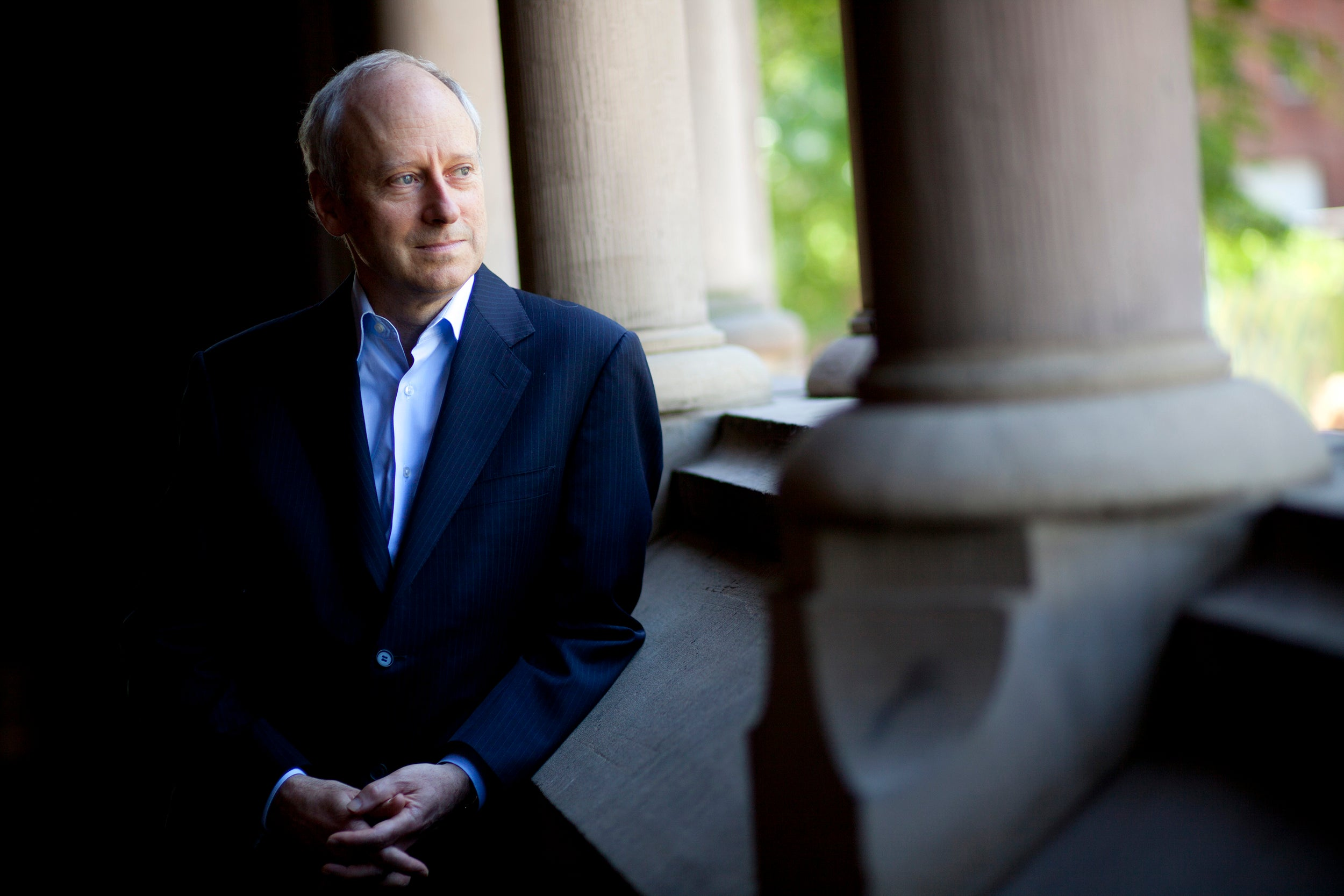 """""""At a time when civil discourse and mutual respect face hard times around the world, the humanistic ideals for which the Princess of Asturias Foundation stands matter more than ever,"""" said Michael Sandel in accepting his Asturias Award."""